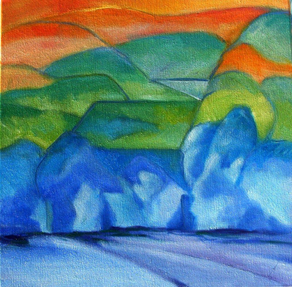 Folge einer Landschaft I
