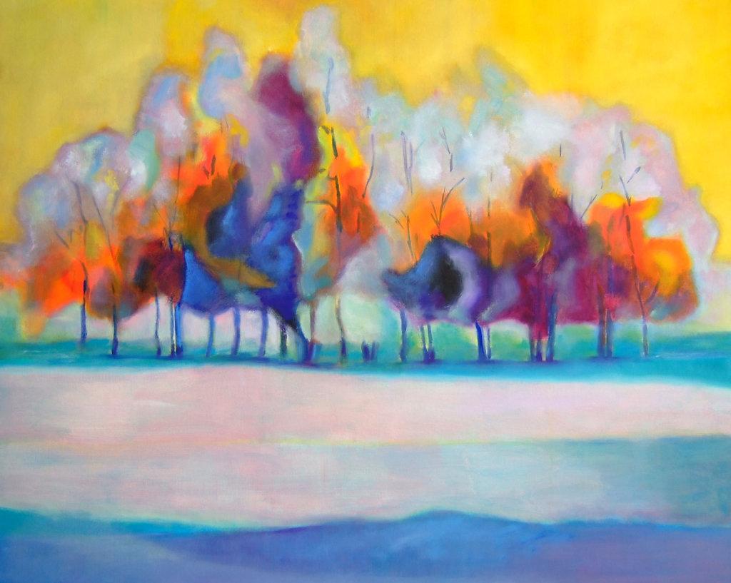 Bäume im Rottal